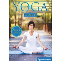 Yoga for arthritis vol 1 Booklet