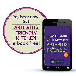 Arthritis friendly kitchen E-Book